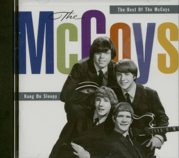 Hang On Sloopy - The Best Of McCoys (CD)
