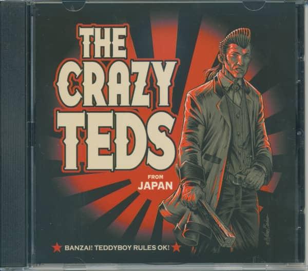 Banzai! Teddy Boy Rules Ok! (CD)