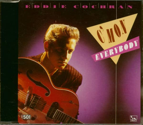 C'Mon Everybody (CD-EP)