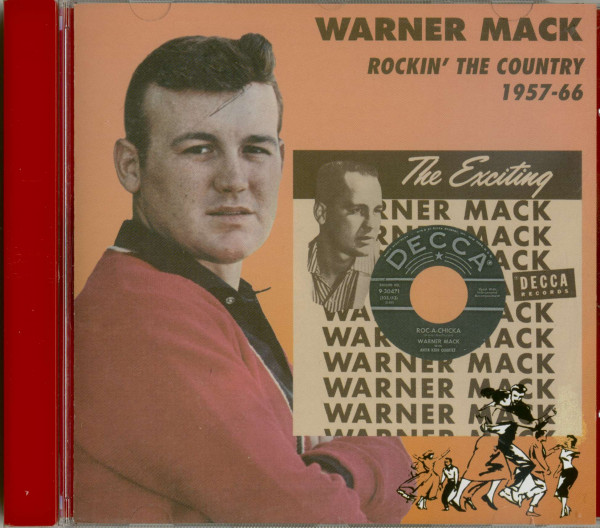 Rockin' The Country 1957-66