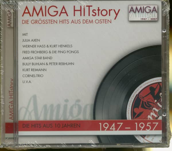 Amiga Hitstory Vol.1: 1947-57