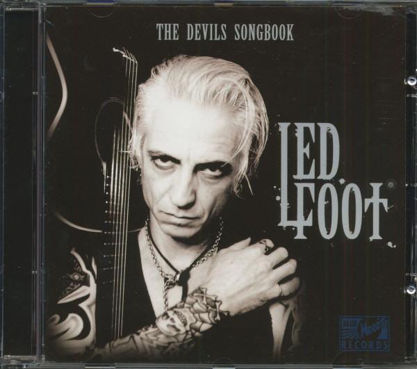 The Devils Songbook (CD)