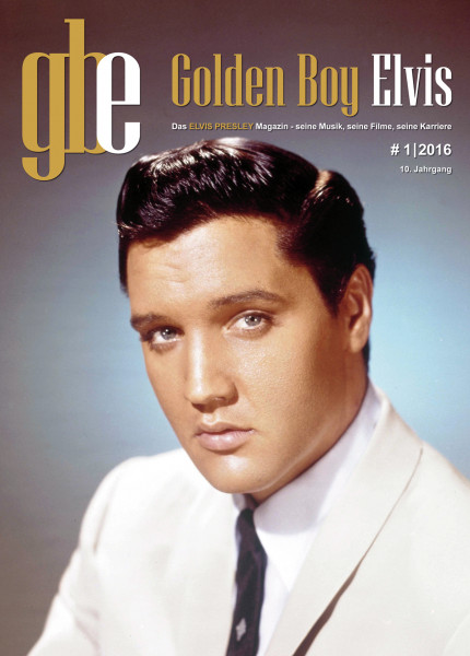 Golden Boy Elvis - Fachmagazin 1-2016
