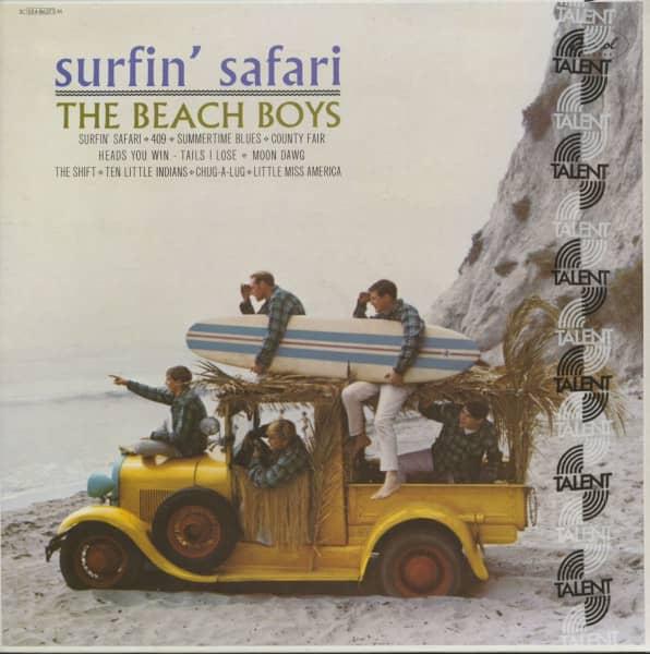 Surfin Safari (LP)