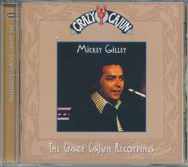 The Crazy Cajun Recordings (CD)