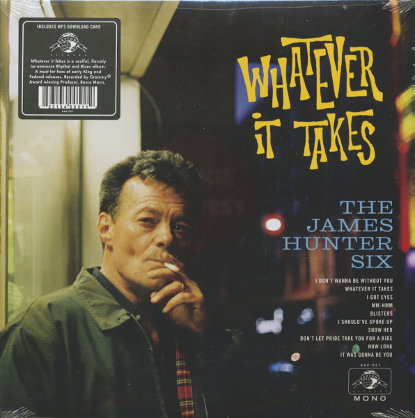 Whatever It Takes (LP, 180g Vinyl)