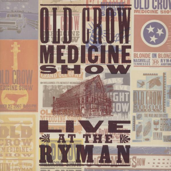 Live At The Ryman (LP)