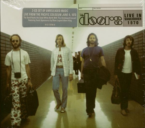 Live In Vancover 1970 (2-CD)