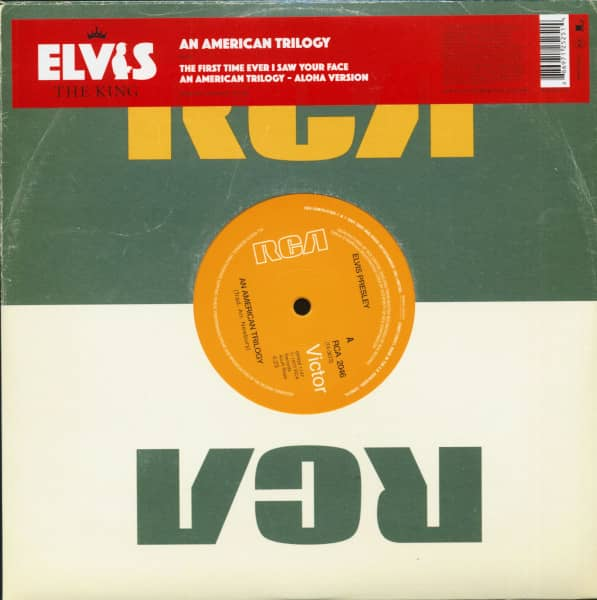 Elvis The King - 18 Of The Greatest Singles Ever Vol.17 (10inch EP, 45rpm, Ltd.)