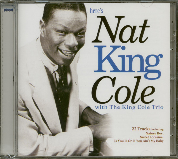 Here's Nat King Cole (CD)
