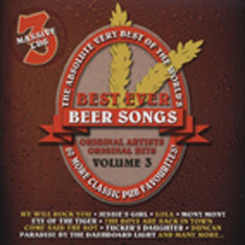 Vol.3, Best Ever Beer - Pub Songs (3-CD)