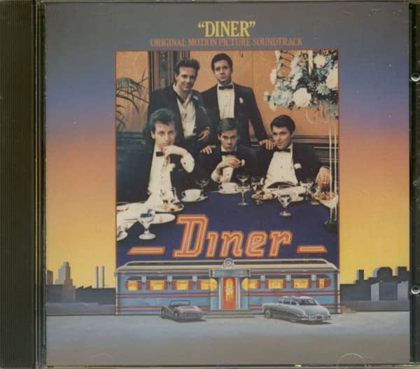 Diner - Original Motion Picture Soundtrack (CD)