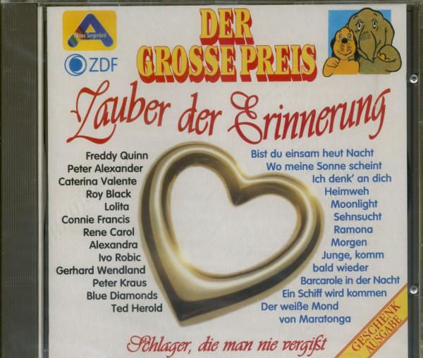 Der grosse Preis - Zauber der Erinnerung (CD)
