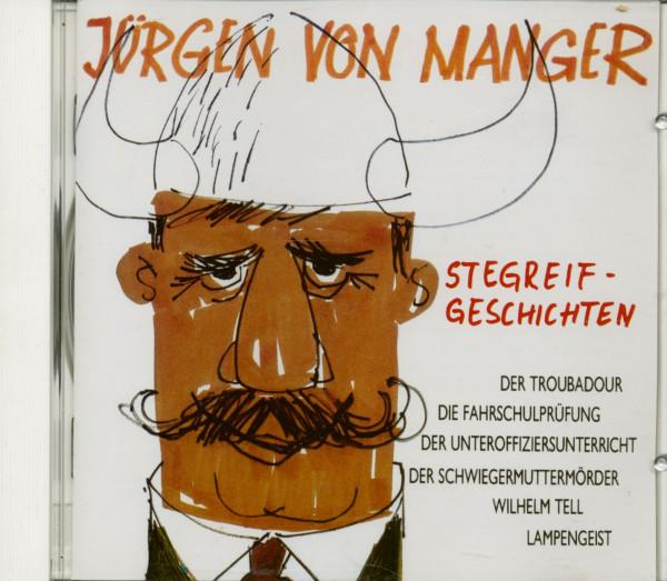 Stegreifgeschichten (CD)