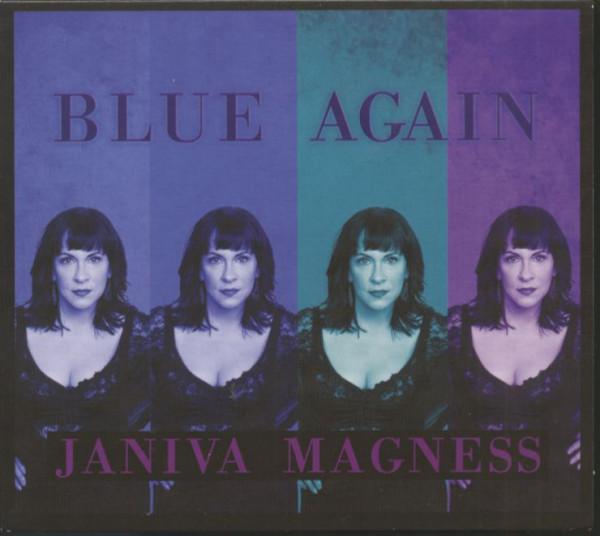 Blue Again (CD)
