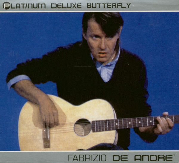 Fabrizio De Andre (CD)