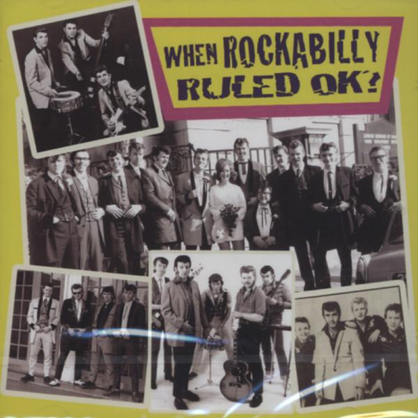 When Rockabilly Ruled...OK?