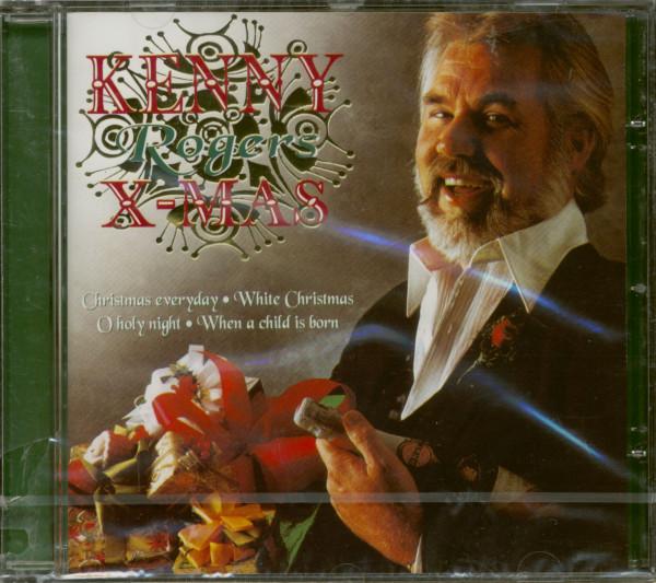 Kenny Rogers X-Mas (CD)