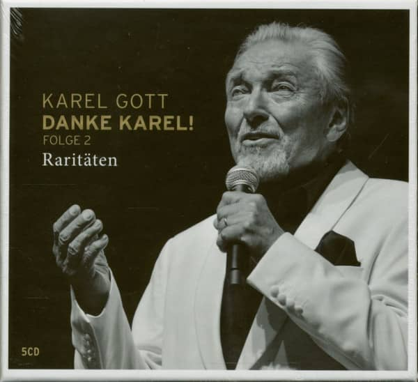 Danke Karel! Folge 2 Raritäten (5-CD)