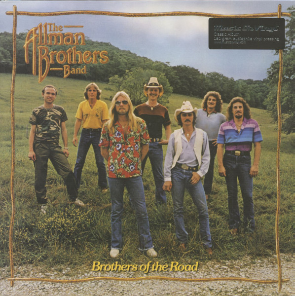 Brothers Of The Road (LP, 180g Vinyl)