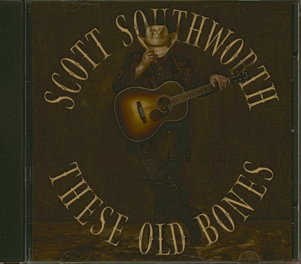 These Old Bones (CD)