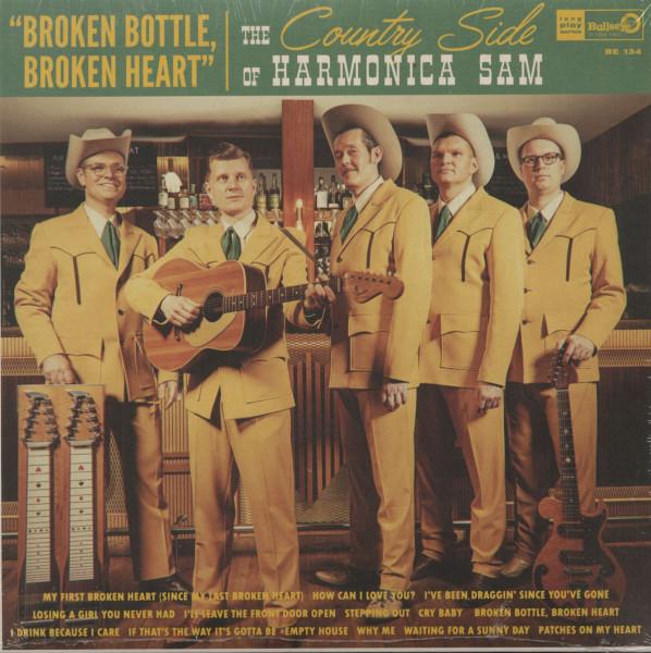 Broken Bottle, Broken Heart (LP)