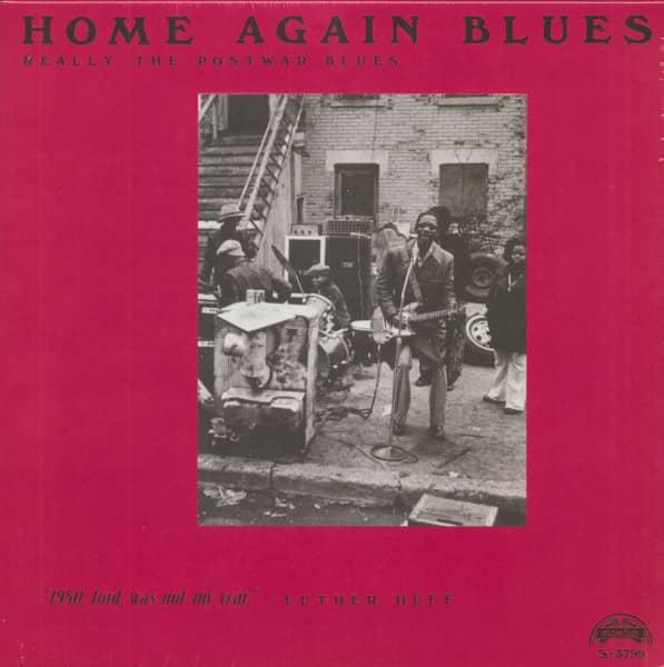 Home Again Blues (LP)