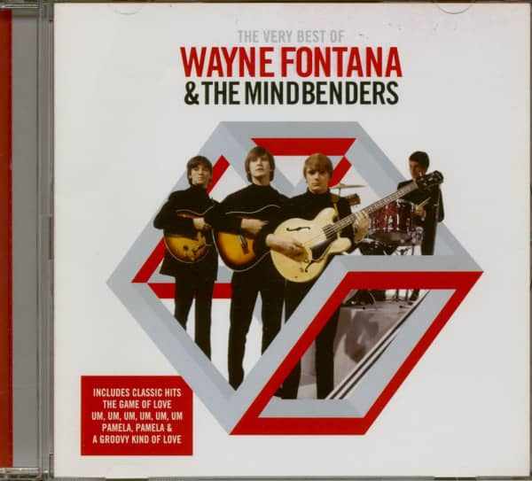 The Very Best Of Wayne Fontana & The Mindbenders (CD)