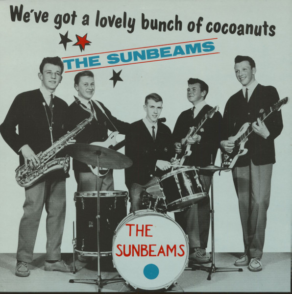 We've Got A Lovely Bunch Of Cocoanuts (LP)