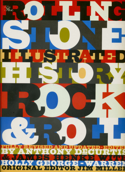 Rolling Stone' History Of Rock And Roll: The Definitive History of the Most Important Artists and Their Music