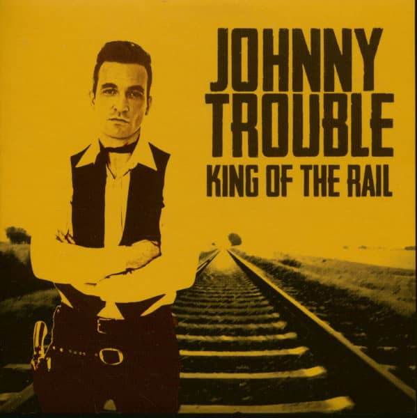 King Of The Rail (CD)