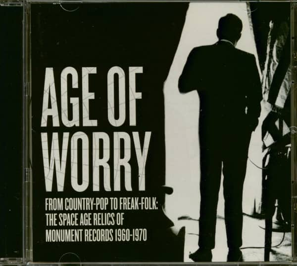 Age Of Worry (CD)