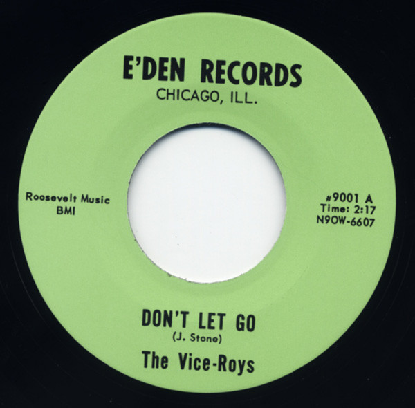Don't Let Go - Down Beat Blues 7inch, 45rpm