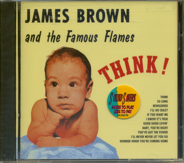 Think - James Brown And The Famous Flames (CD)