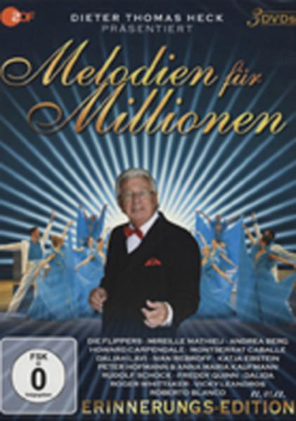 Melodien für Millionen (3-DVD)