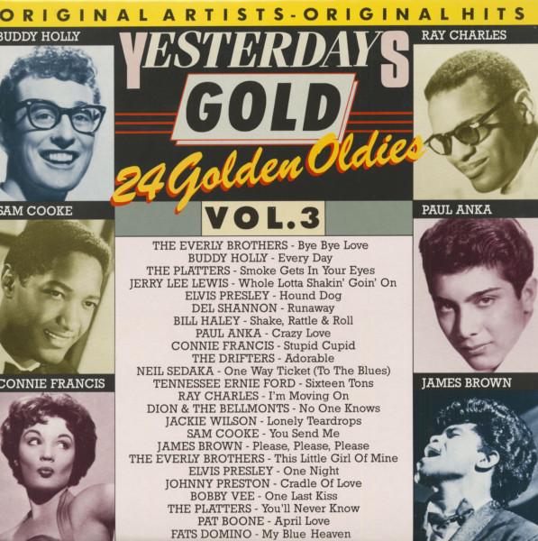 24 Golden Oldies Vol.3 (LP)