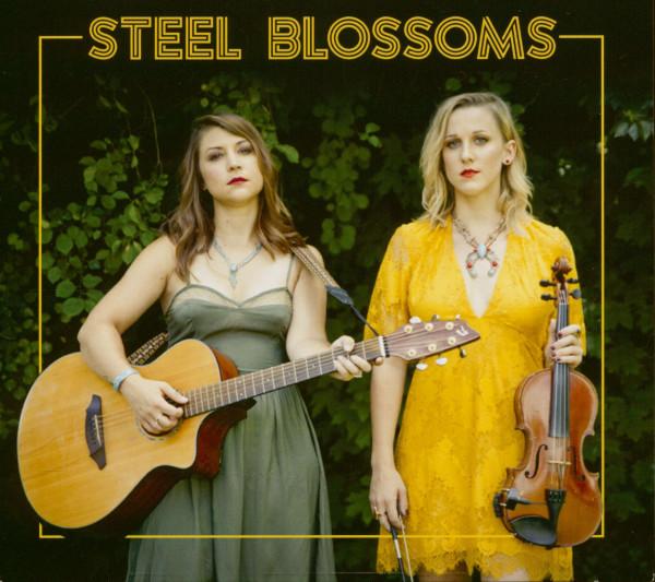 Steel Blossoms (CD)