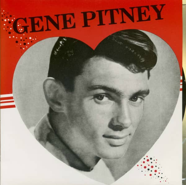 Gene Pitney (7inch, 45rpm, PS, SC, EP)