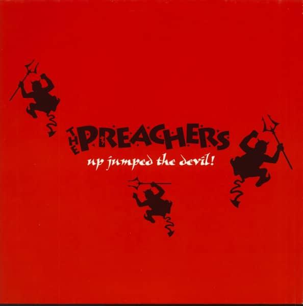 Up Jumped The Devil (LP)