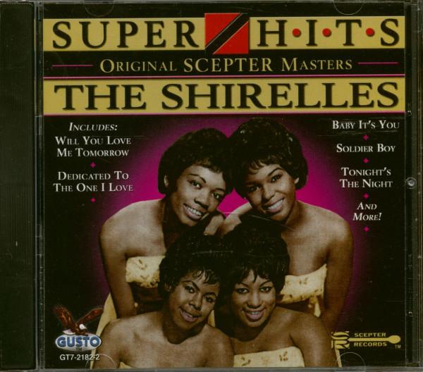 Super Hits - Original Scepter Masters (CD)