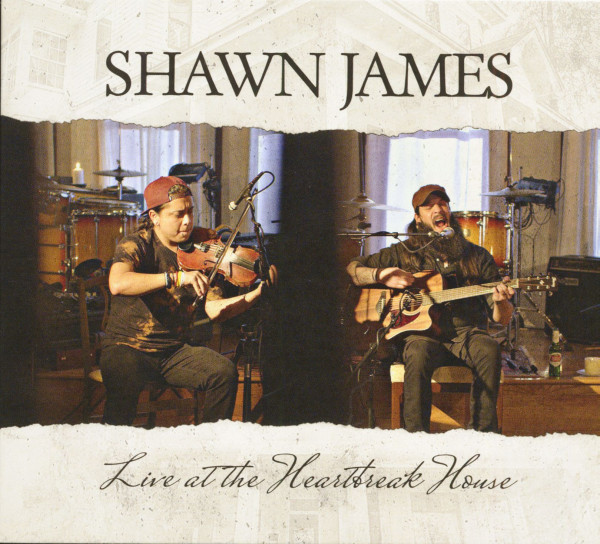 Live At The Heartbreak House (CD)