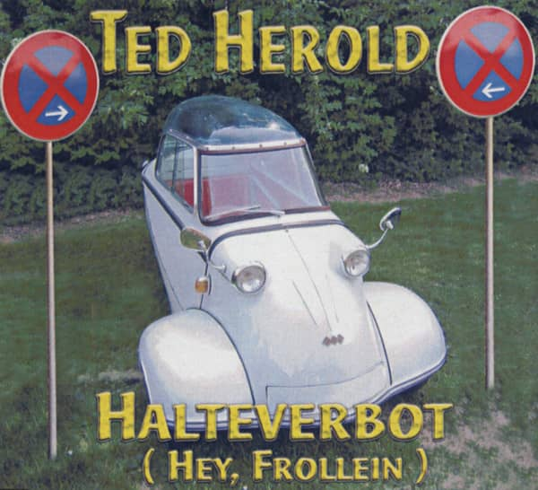 Halteverbot (Hey,Frollein) - CD Single