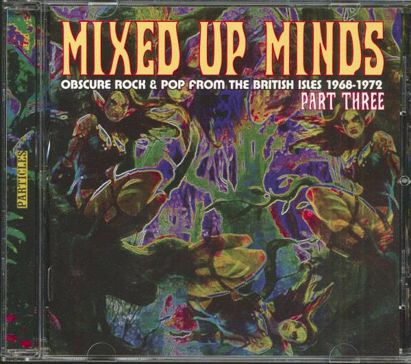 Mixed-Up-Minds - Part 3 (CD)