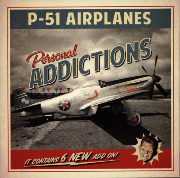 Personal Addictions (2013)