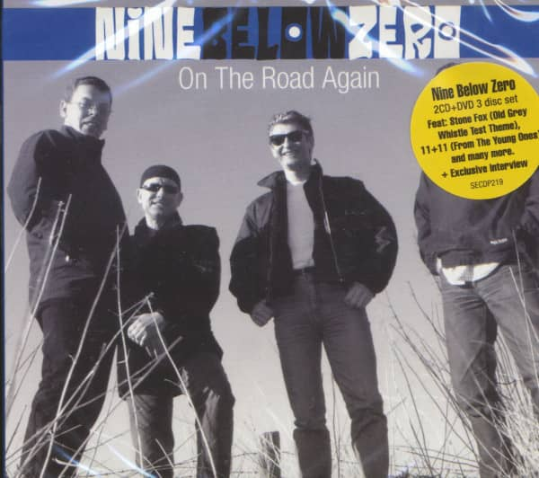 On The Road Again (2-CD & DVD)