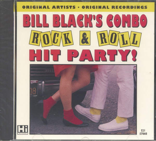 Rock & Roll Hit Party! (CD)