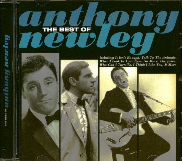 The Best Of Anthony Newley (CD)