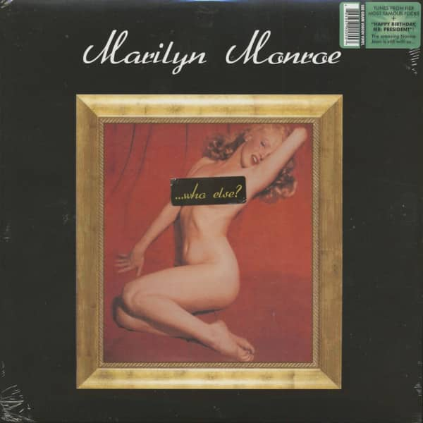 Marilyn Monroe - Who Else (LP, 180g Vinyl)
