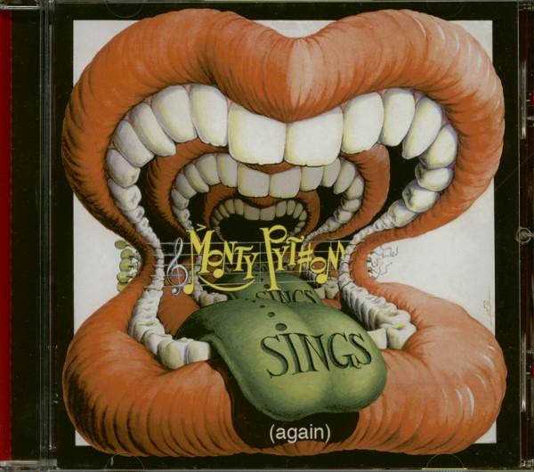 Monty Phyton Sings (again) (CD)