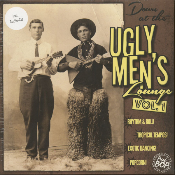 Down At The Ugly Men's Lounge, Vol.1 (LP & CD, 10inch)
